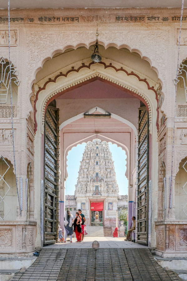 temple inde rajasthan