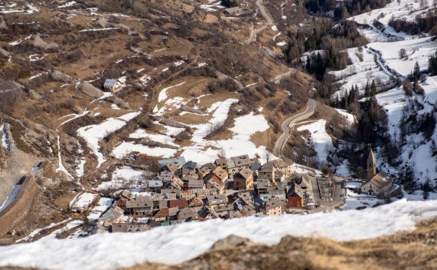Saint-Dalmas le Selvage : sortie nature dans le Mercantour