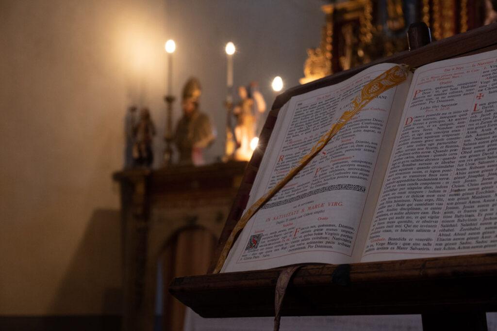 église saint dalmas le selvage