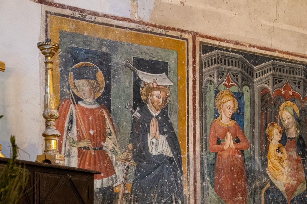 chapelle saint dalmas le selvage