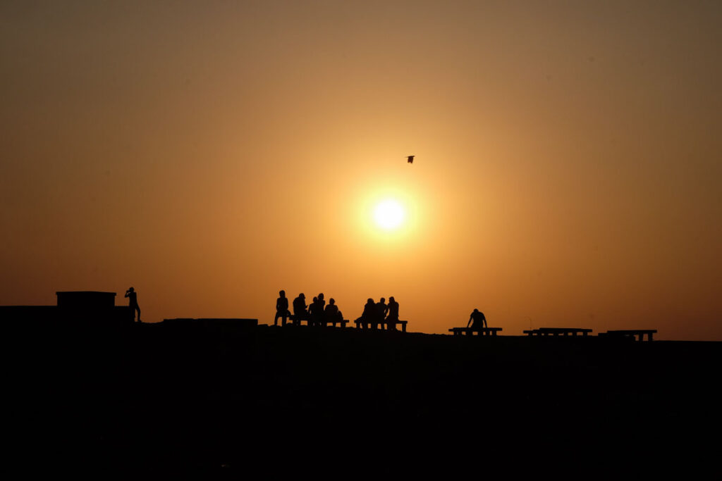 sunset point jaisalmer