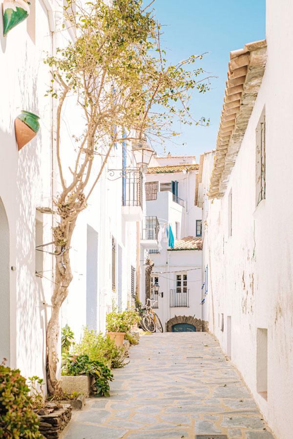 visiter Cadaqués espagne