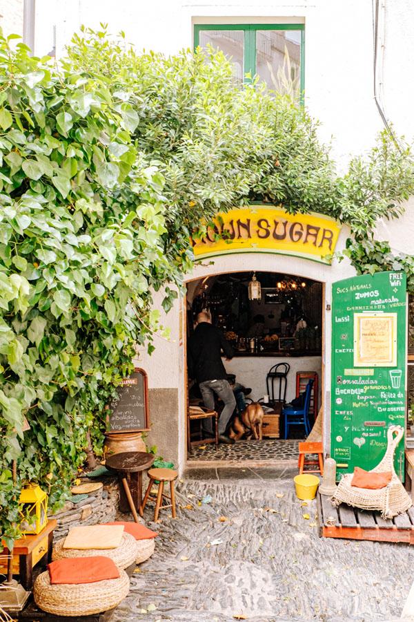 restaurant à Cadaques