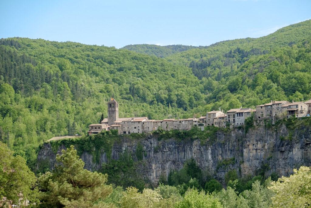 Castellfollit de la Roca Catalogne