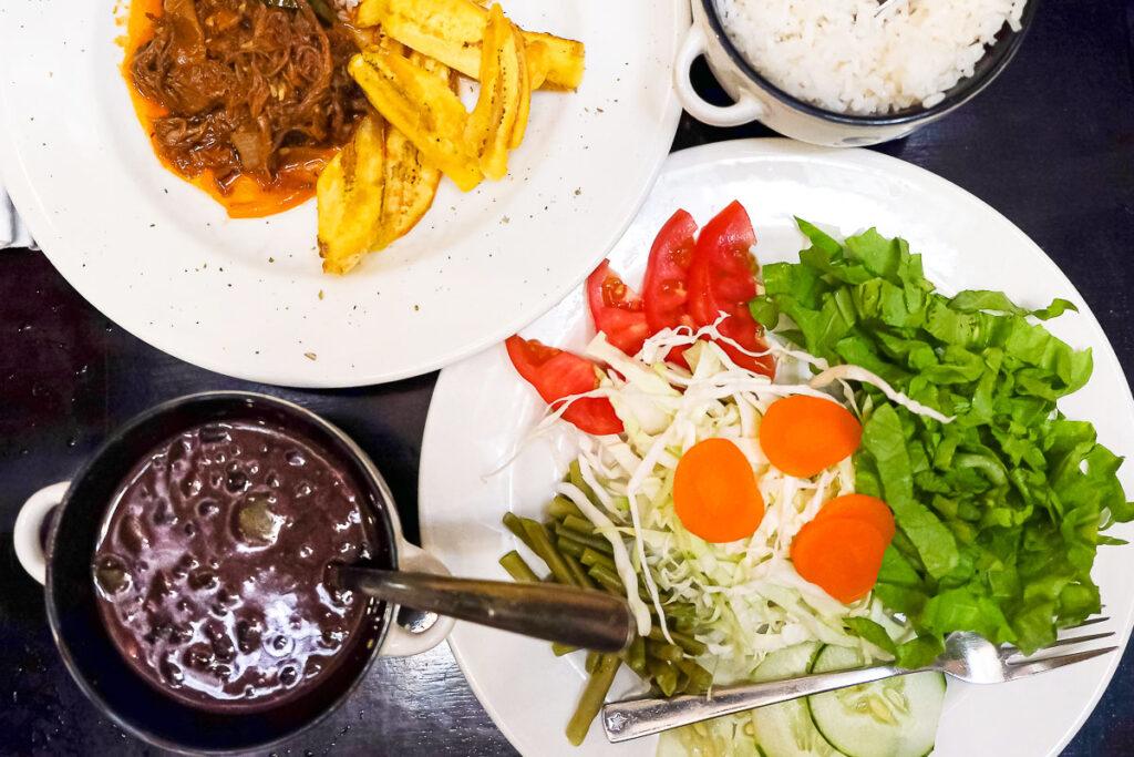 repas cubain