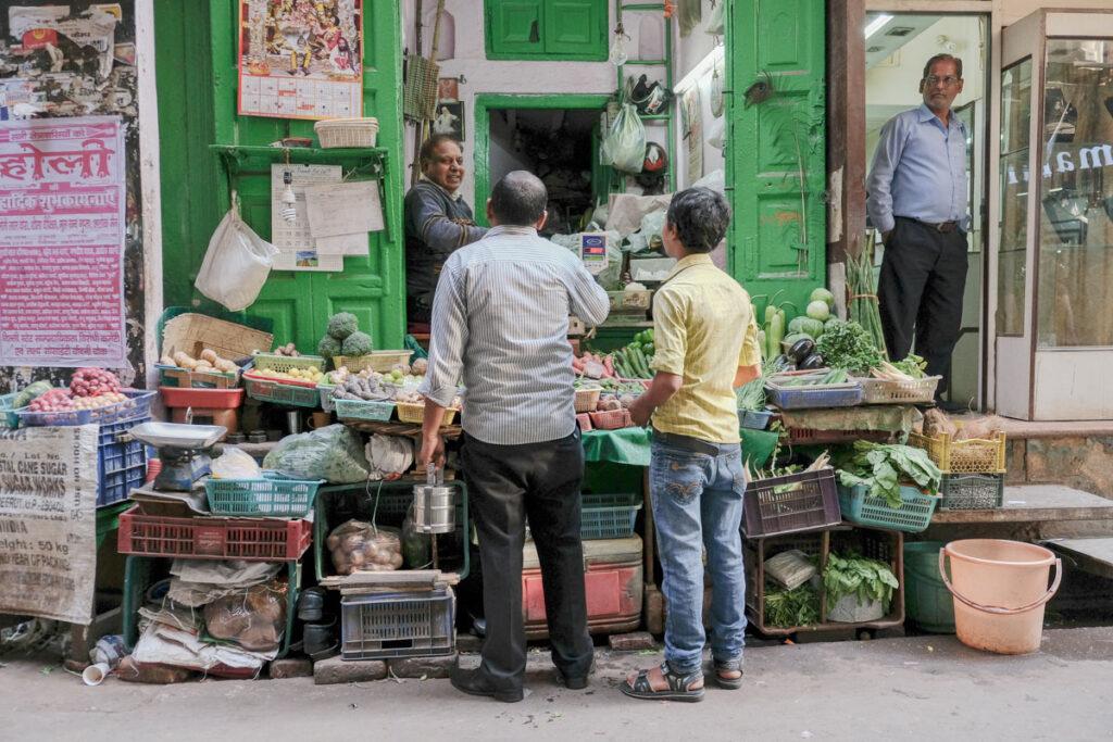 vieux Delhi inde