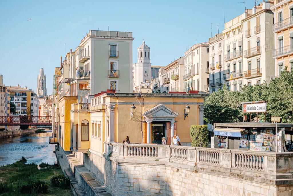visiter Gérone Catalogne