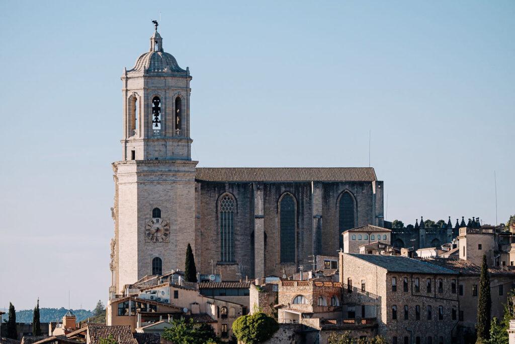 cathédrale Gérone Catalogne