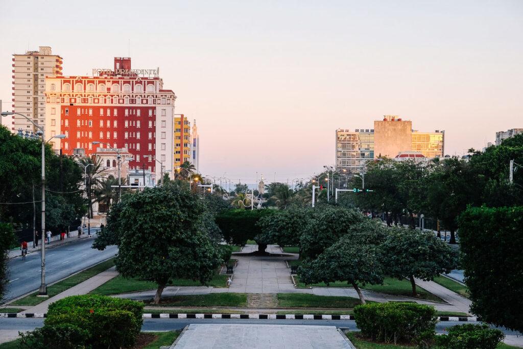 visiter La Havane vedado