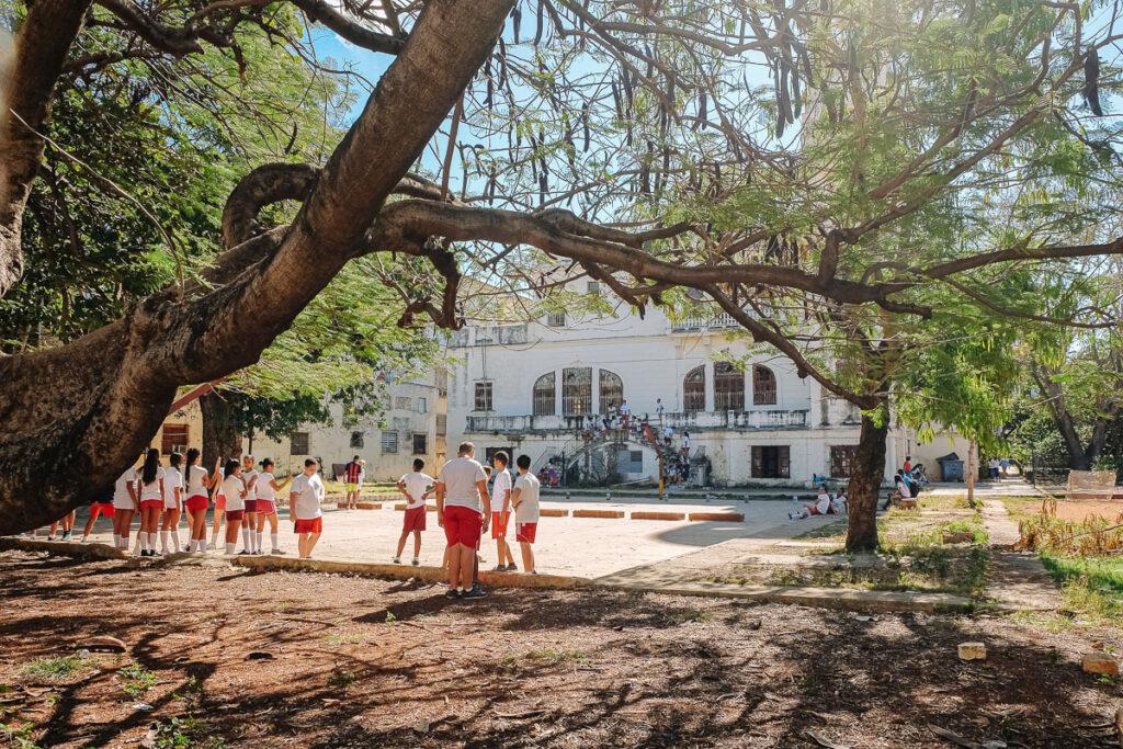 école La Havane cuba