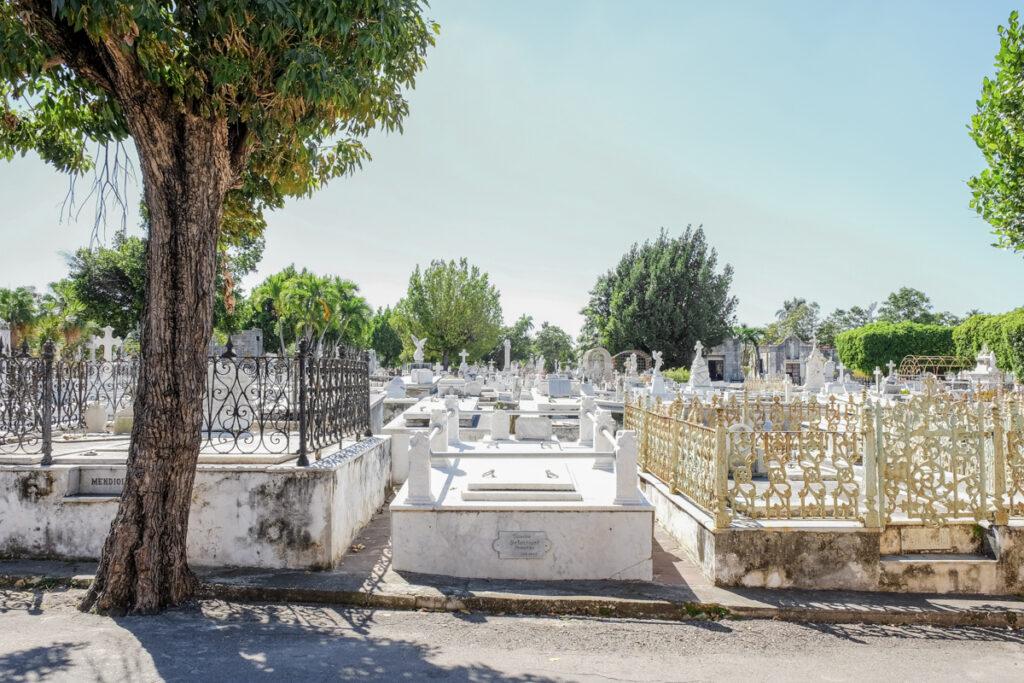 cimetière Christophe Colomb La Havane