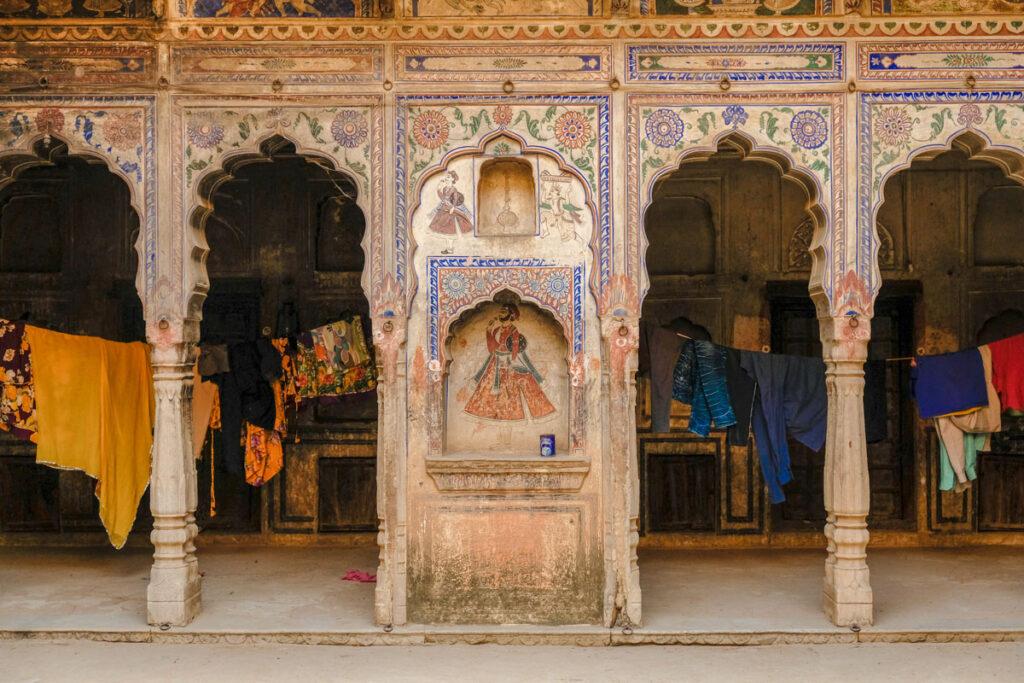 visiter mandawa rajasthan