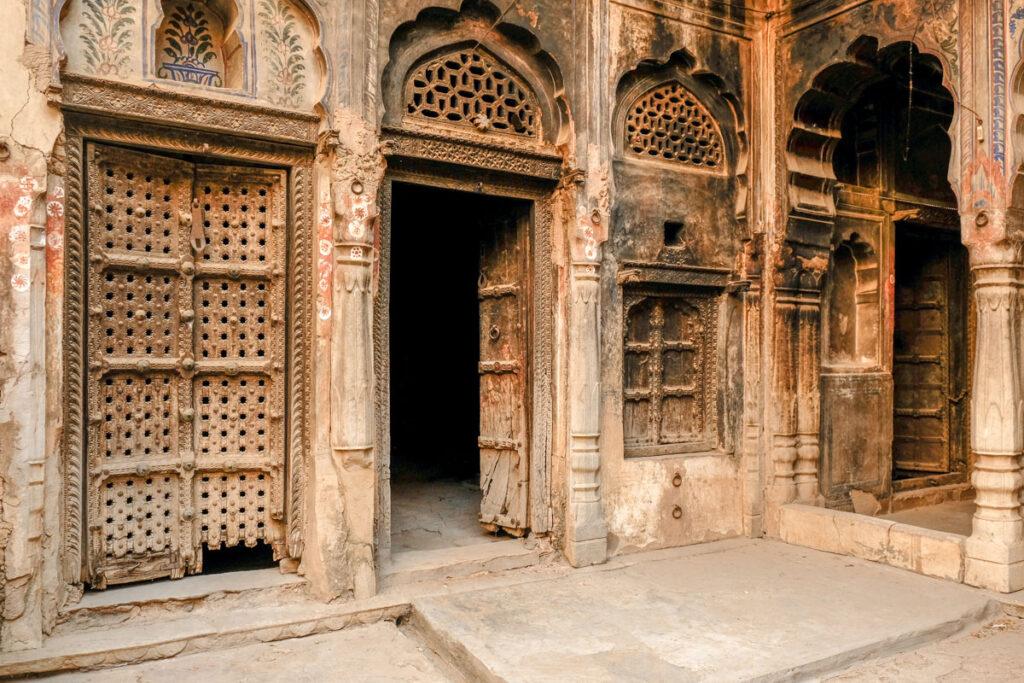 visiter Haveli rajasthan