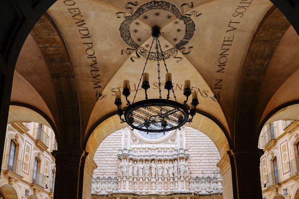 monastère Montserrat espagne