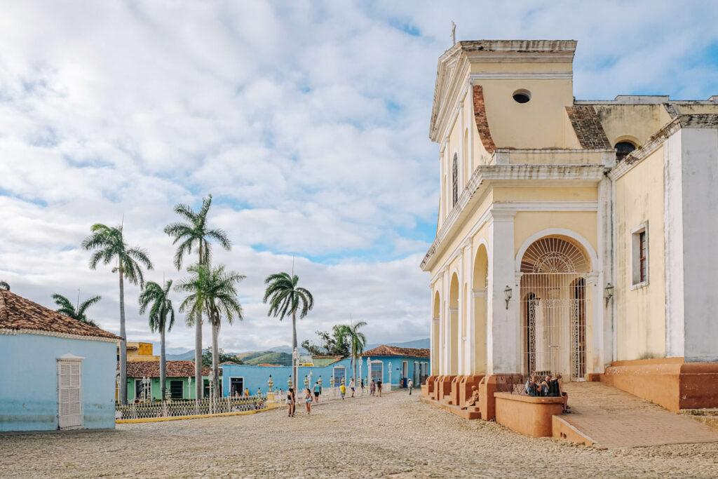 visiter trinidad cuba