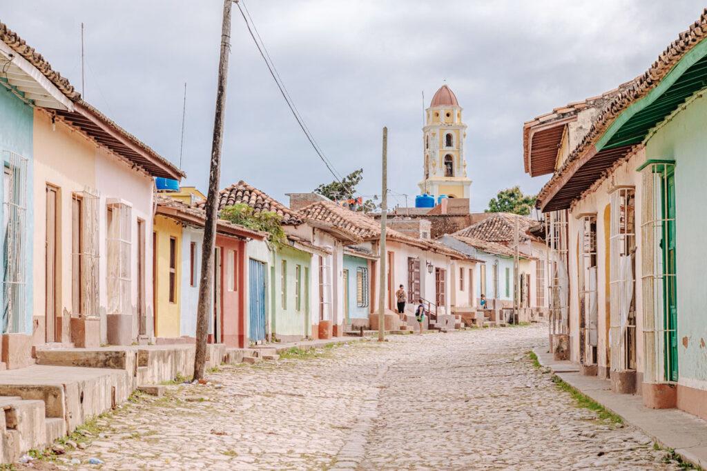 Trinidad road trip cuba