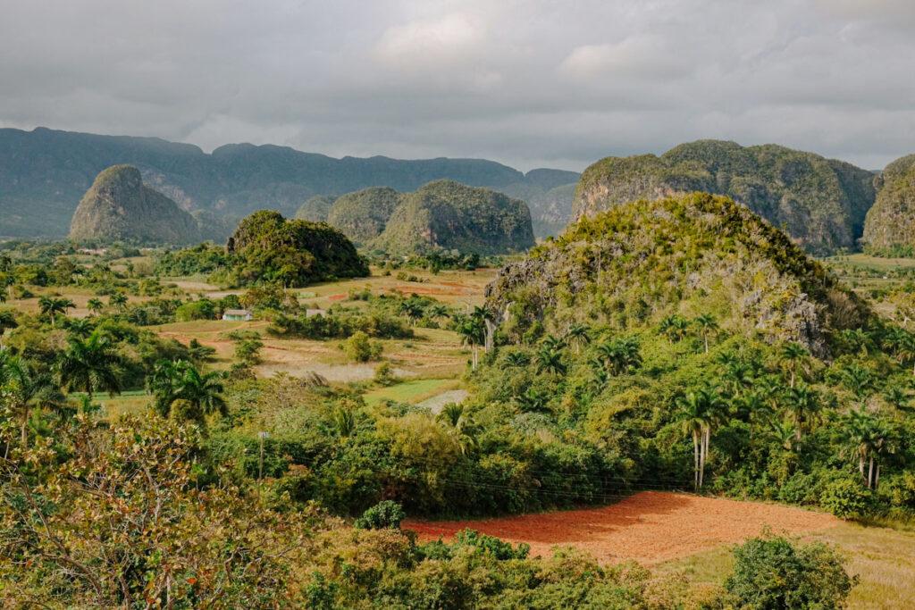 paysage vallée de viñales
