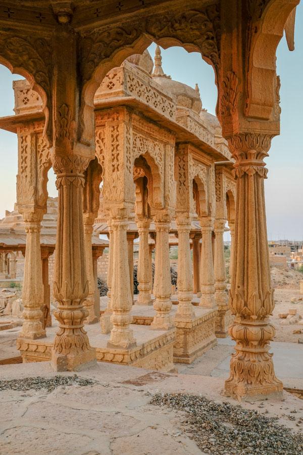 vas chhatri jaisalmer