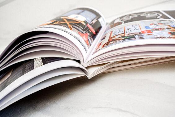 grammage papier livre photo