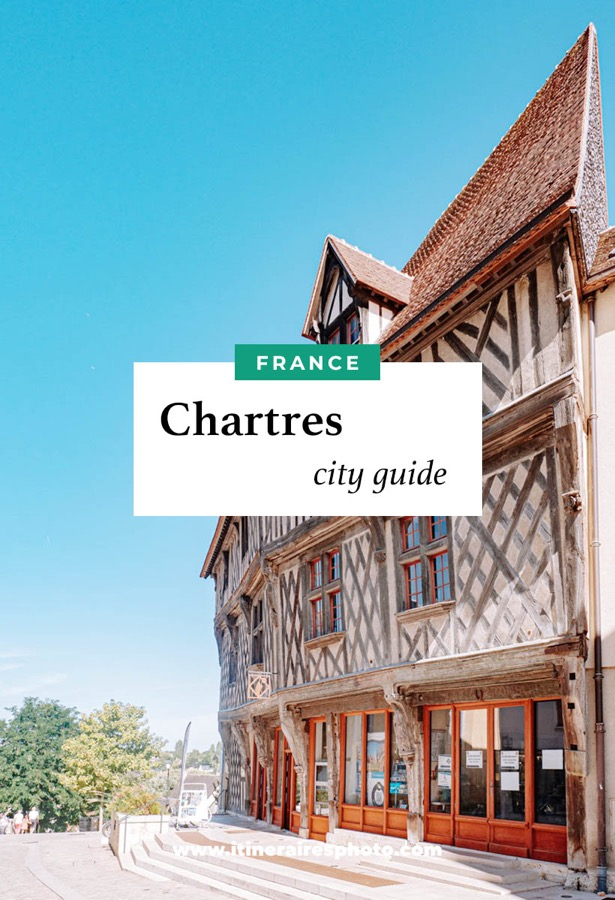 Chartres city guide