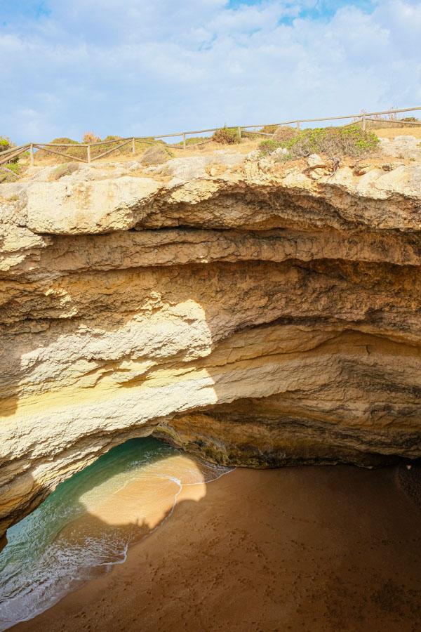 grotte benagil algarve