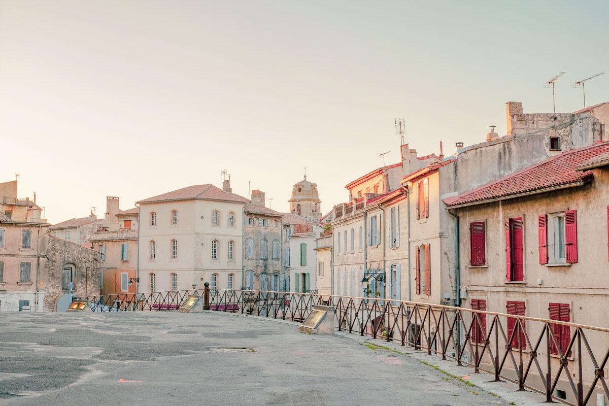 visiter Arles en camargue