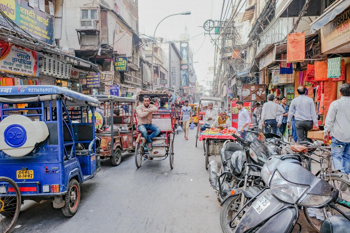blog voyage Inde