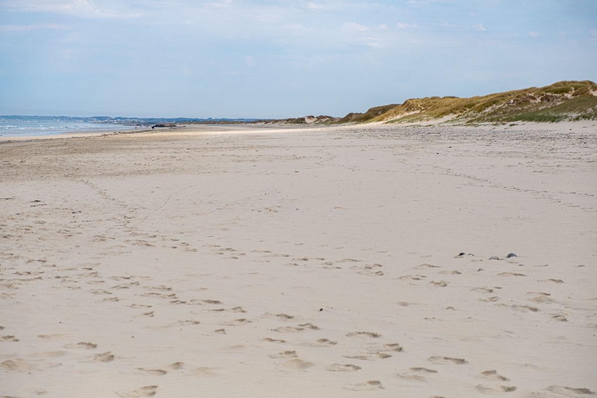 plage Finistère sud