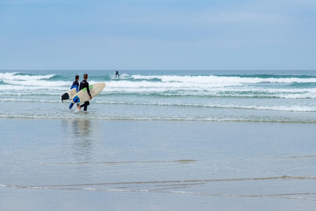 surf Finistère Bretagne