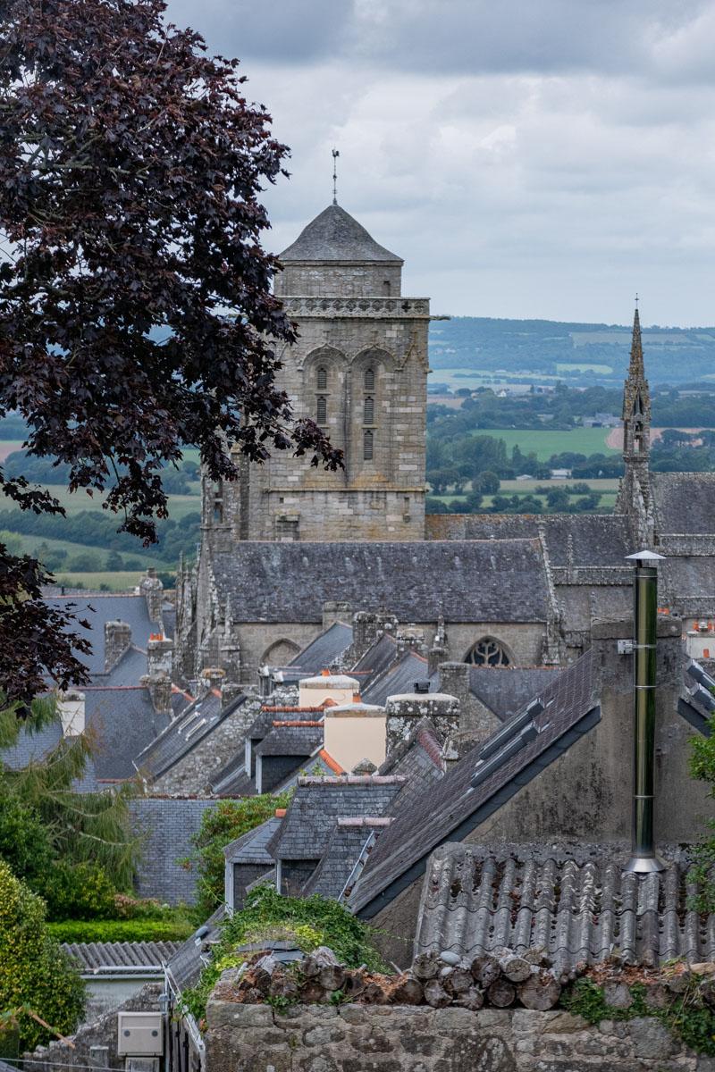 visiter Locronan Finistère
