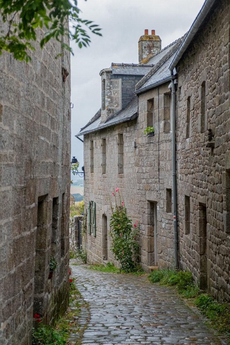visiter Locronan Bretagne