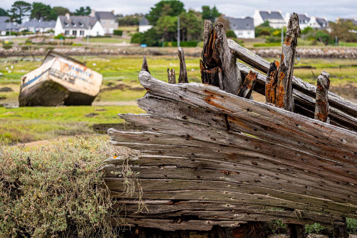 cimetière bateau Guilvinec