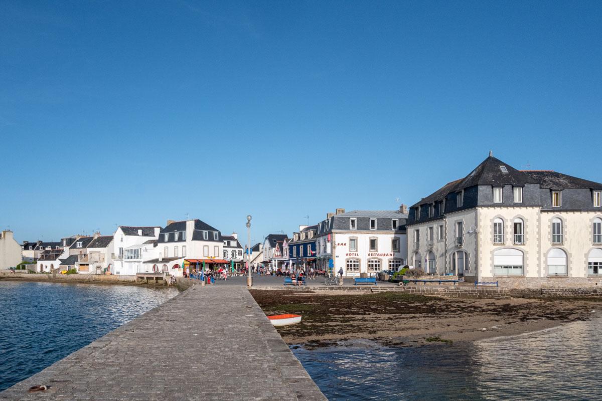 Île Tudy Finistère