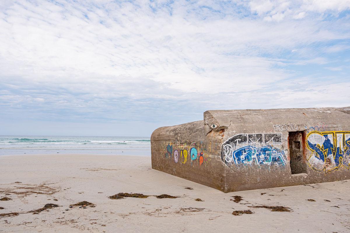 plage de Kermabec Bretagne