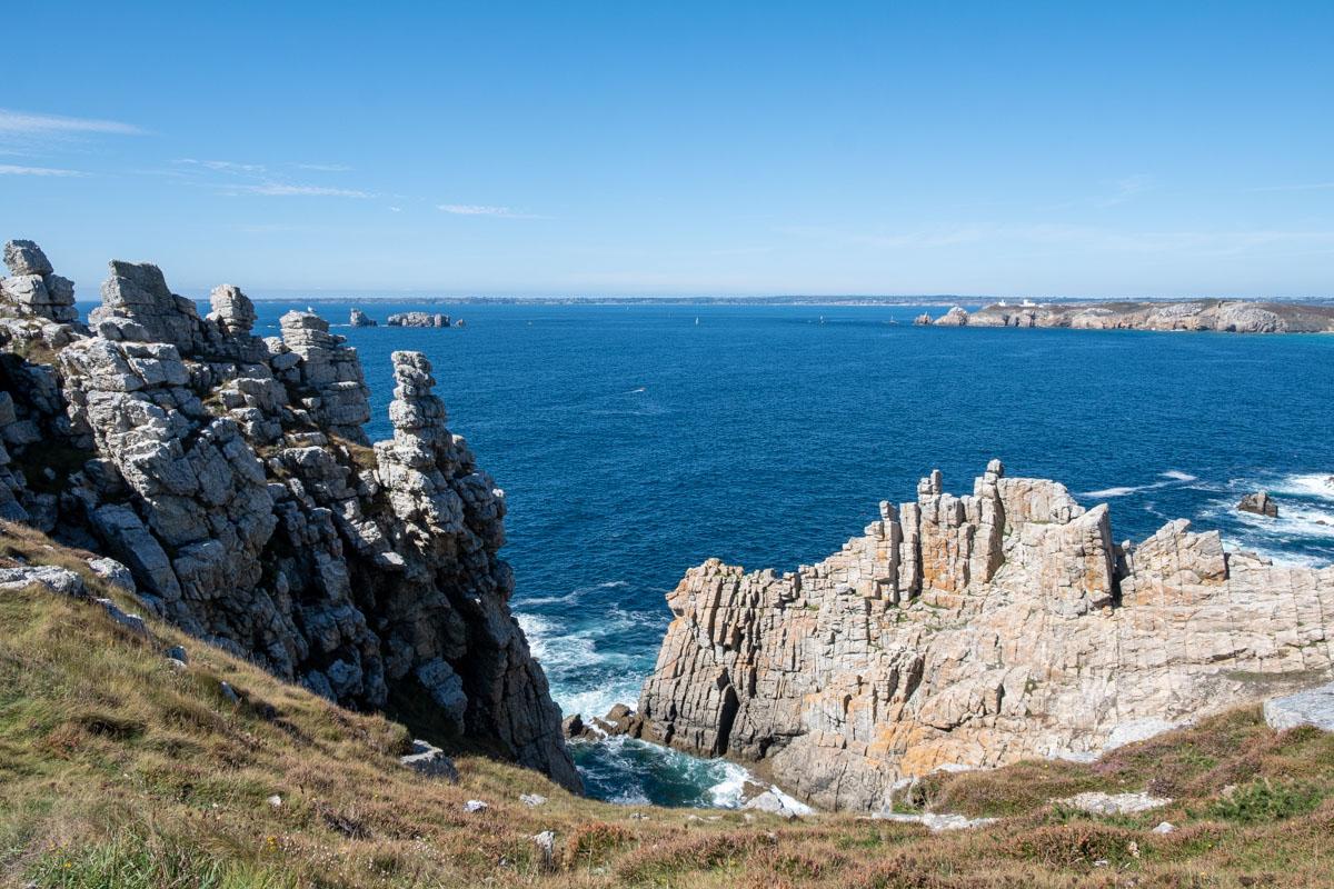 presqu'ile Crozon Finistère