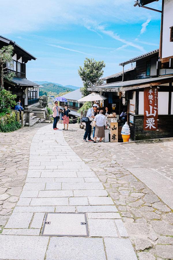 visiter village magome